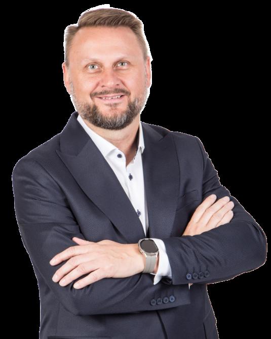 Ing. Daniel VAŠUT